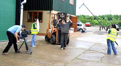 News Picture Forklift Truck
